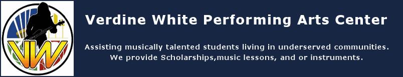 Verdine Whites Performing Arts Center