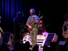 The Chris Robinson Brotherhood - Knoxville, 2015