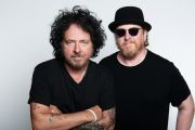 Steve Lukather and Joe Williams Get By With A Little Help From Their Friends