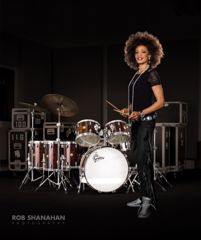 Cindy Blackman Credit Rob ShanahanReduced