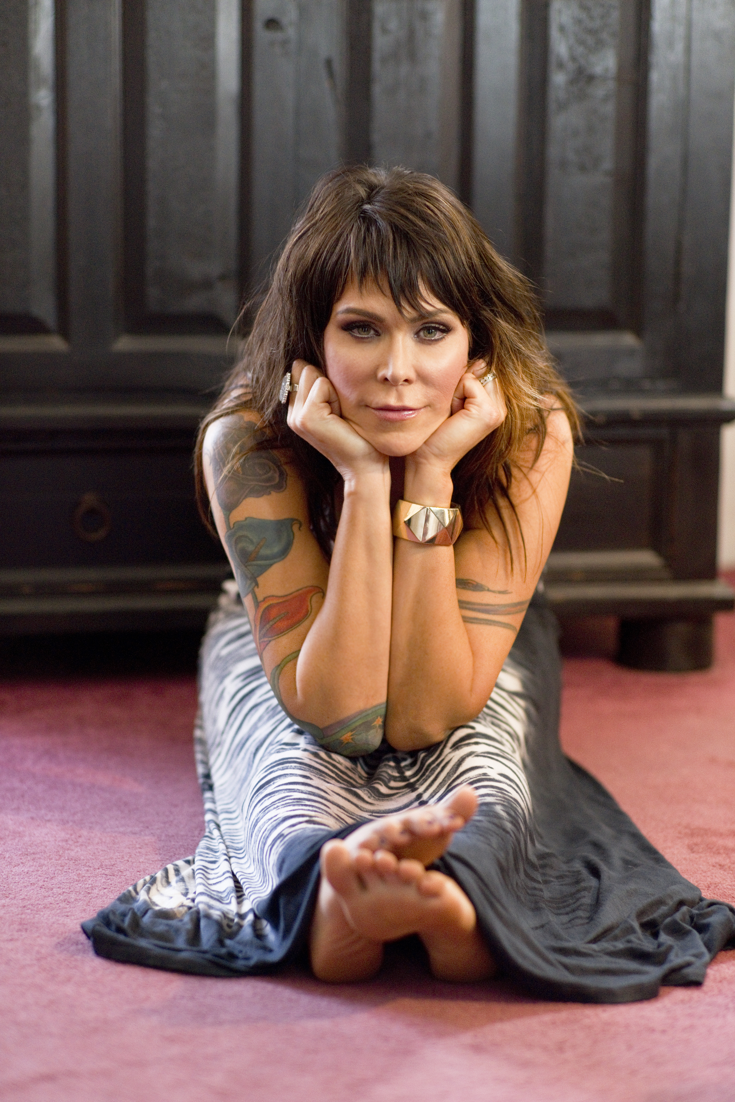 Beth Hart 054 by Greg Watermann