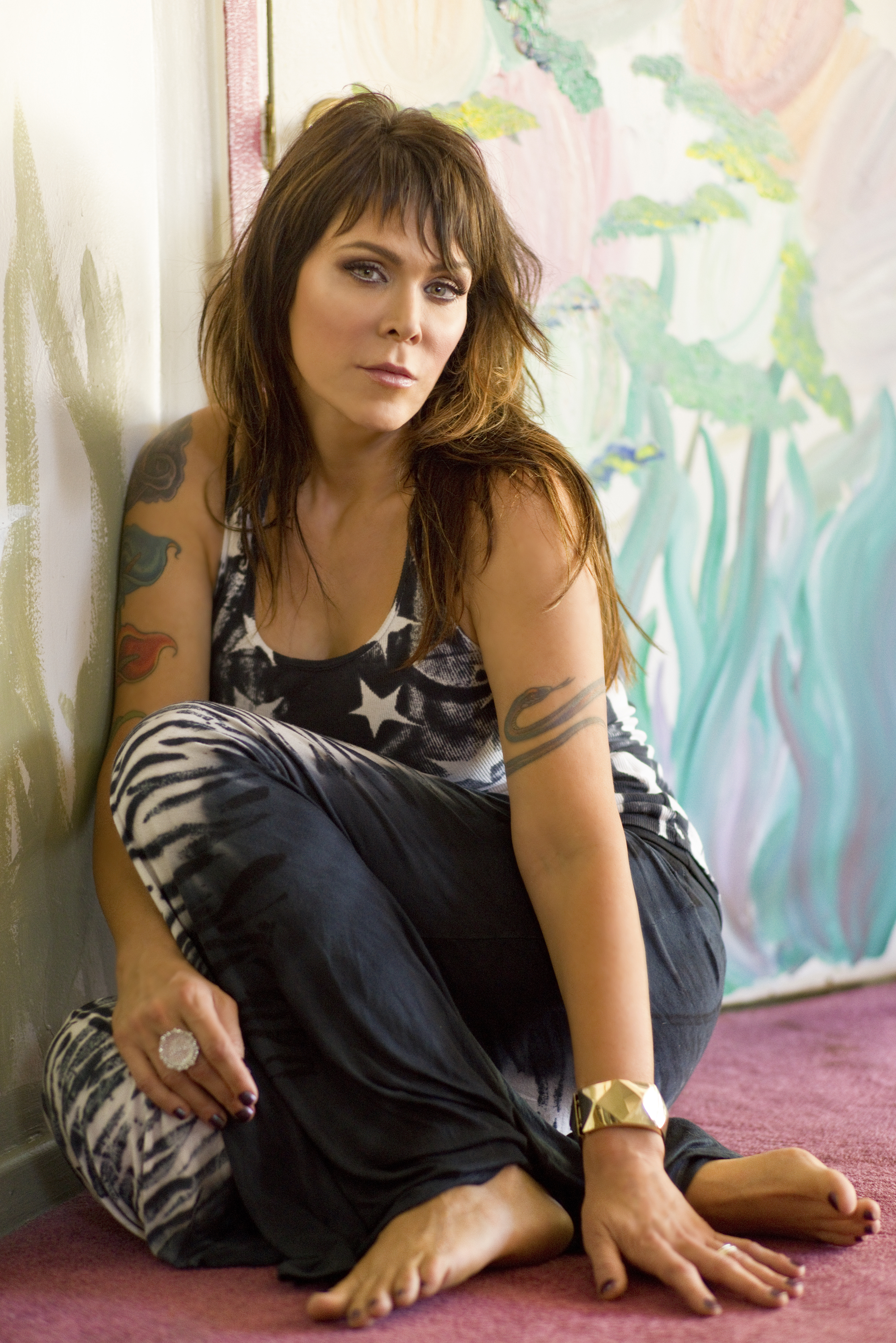 Beth Hart 061 by Greg Watermann