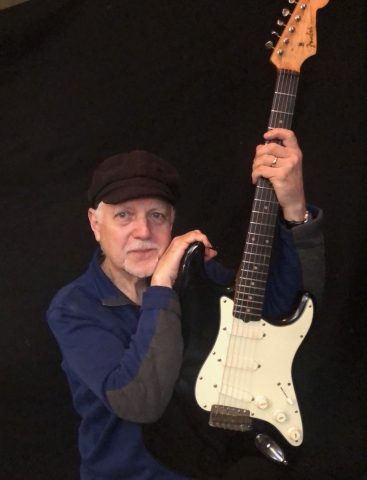 Phil and his Strat