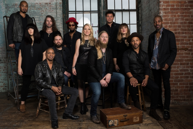 Tedeschi Trucks Band credit TabWinters