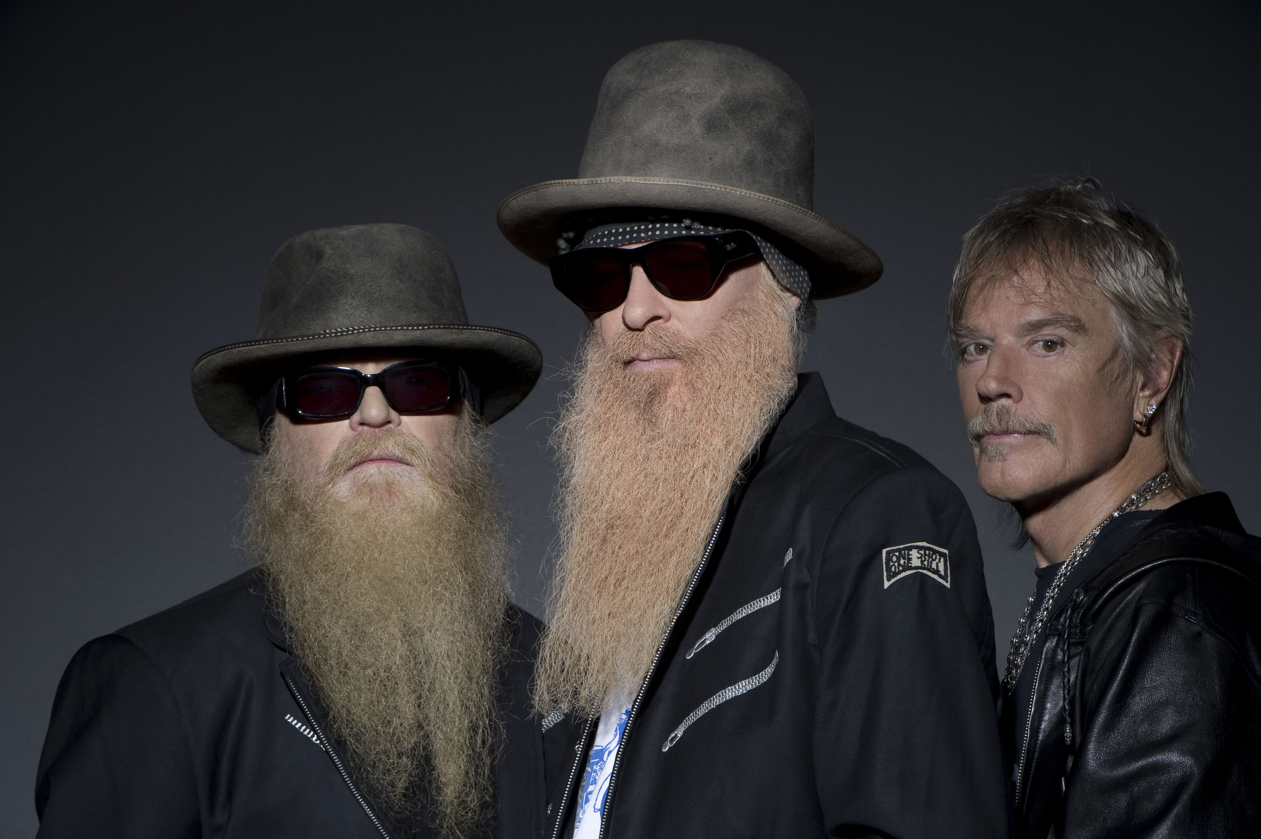 zz top by ross halfin