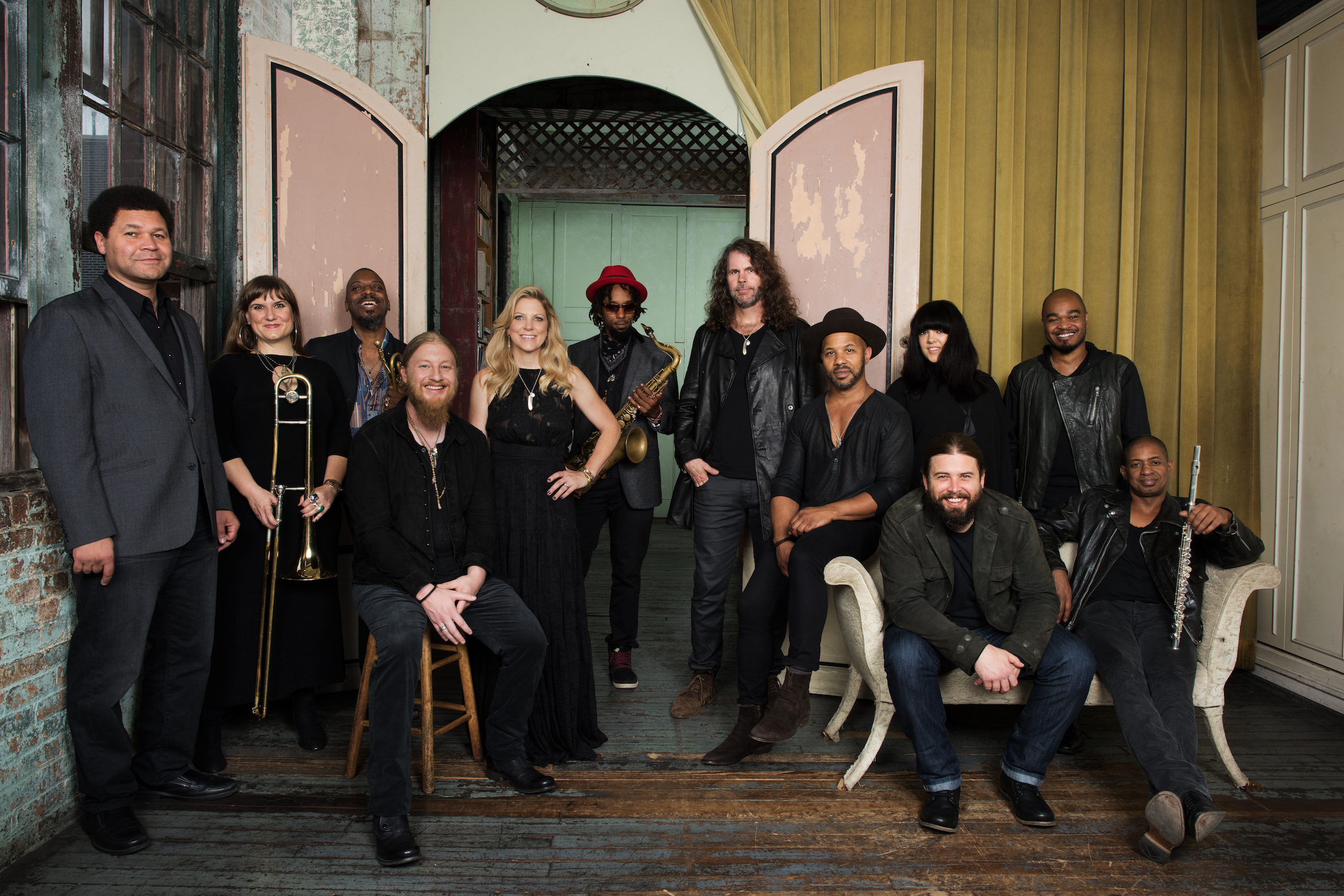 tedeschi trucks band 003 photo credit tedeschi trucks band band general use 1