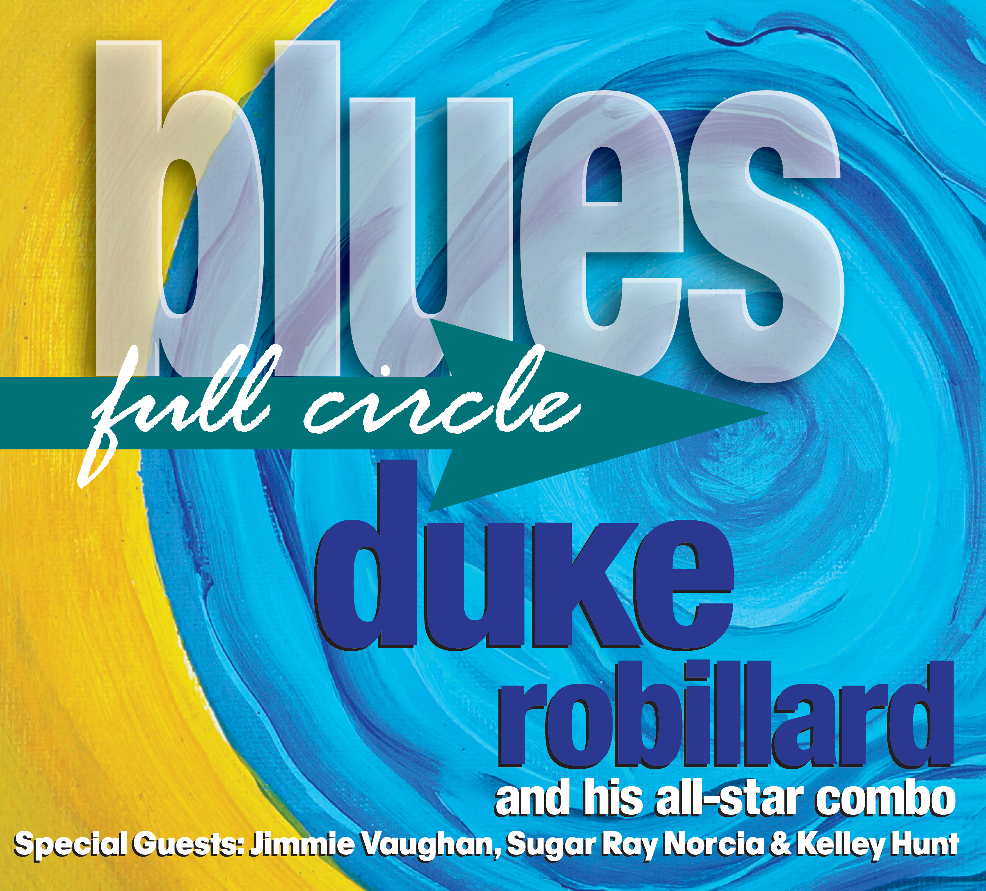 duke robillard blues full circle hi res cover