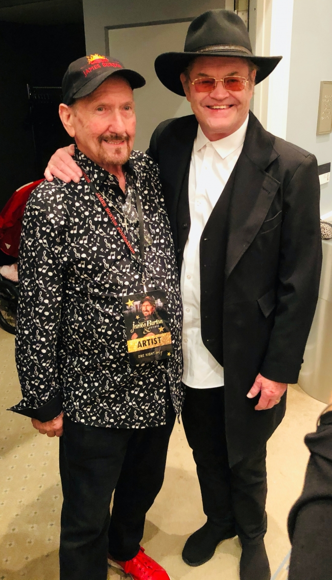 Burton and Dolenz