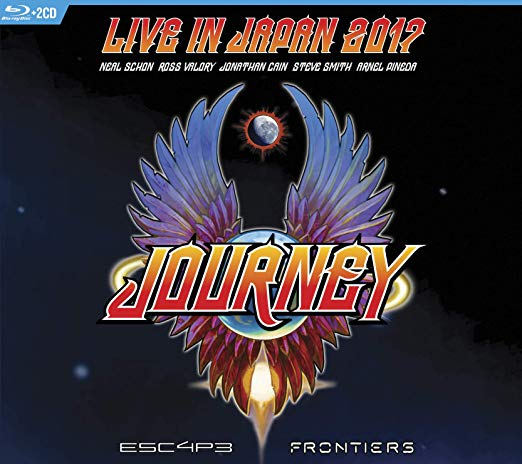 JourneyLiveInJapan2017EscapeFrontiersCover