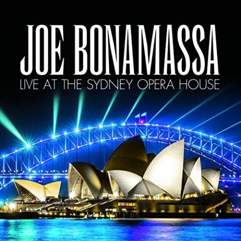 Joe Bonamassa Live at the Sydney Opera House