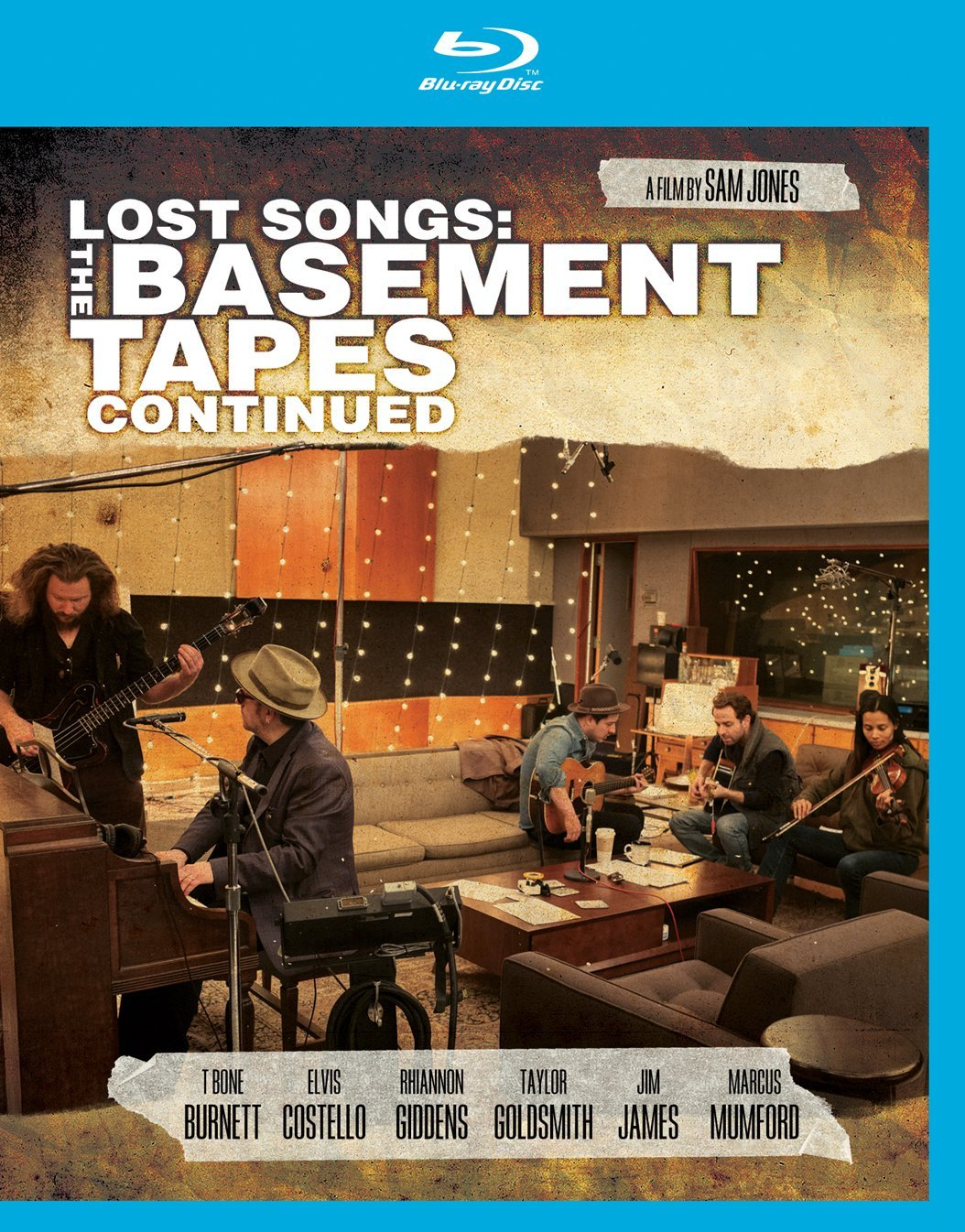 lost songs the basement tapes continued