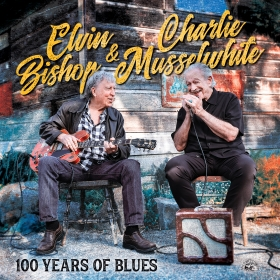 100 years of blues Cover