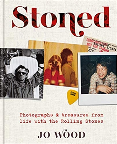 Stoned: Photographs & Treasures from Life with the Rolling Stones