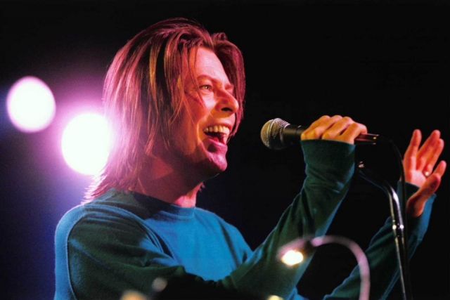 BowieParisConcert1999