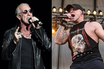 Dee Snider Phil Labonte