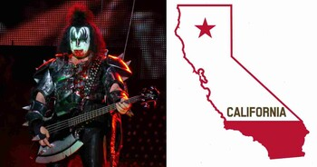 Gene Simmons California