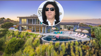 Gene Simmons Malibu Home