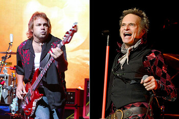 Michael Anthony David Lee Roth