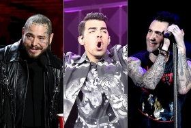 Post Malone Jonas Brothers Maroon 5