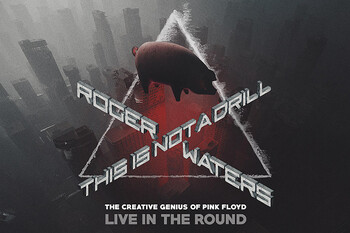 Roger Waters US Tour Poster 2022