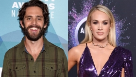 Thomas Rhett Carrie Underwood