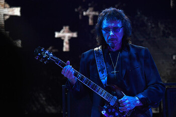 Tony Iommi 31Mar2021