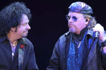 Toto Steve Lukather Joe Williams YouTube Photo