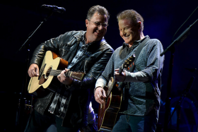Vince Gill and Don Henley