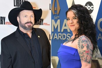 garth brooks ashley mcbryde cowriting
