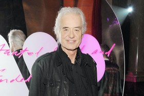 jimmy page portrait 2015