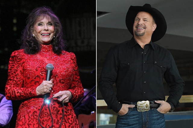 loretta lynn garth brooks