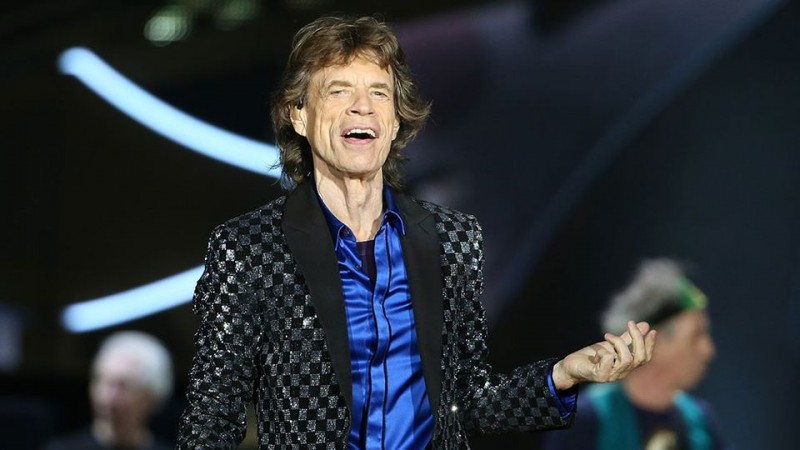 mick jagger planet rock