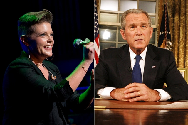 natalie maines george w bush