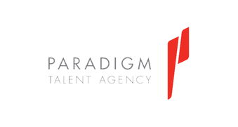 paradigm talent agency logo