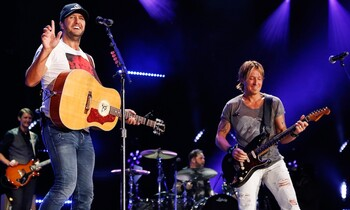 Luke Bryan Keith Urban