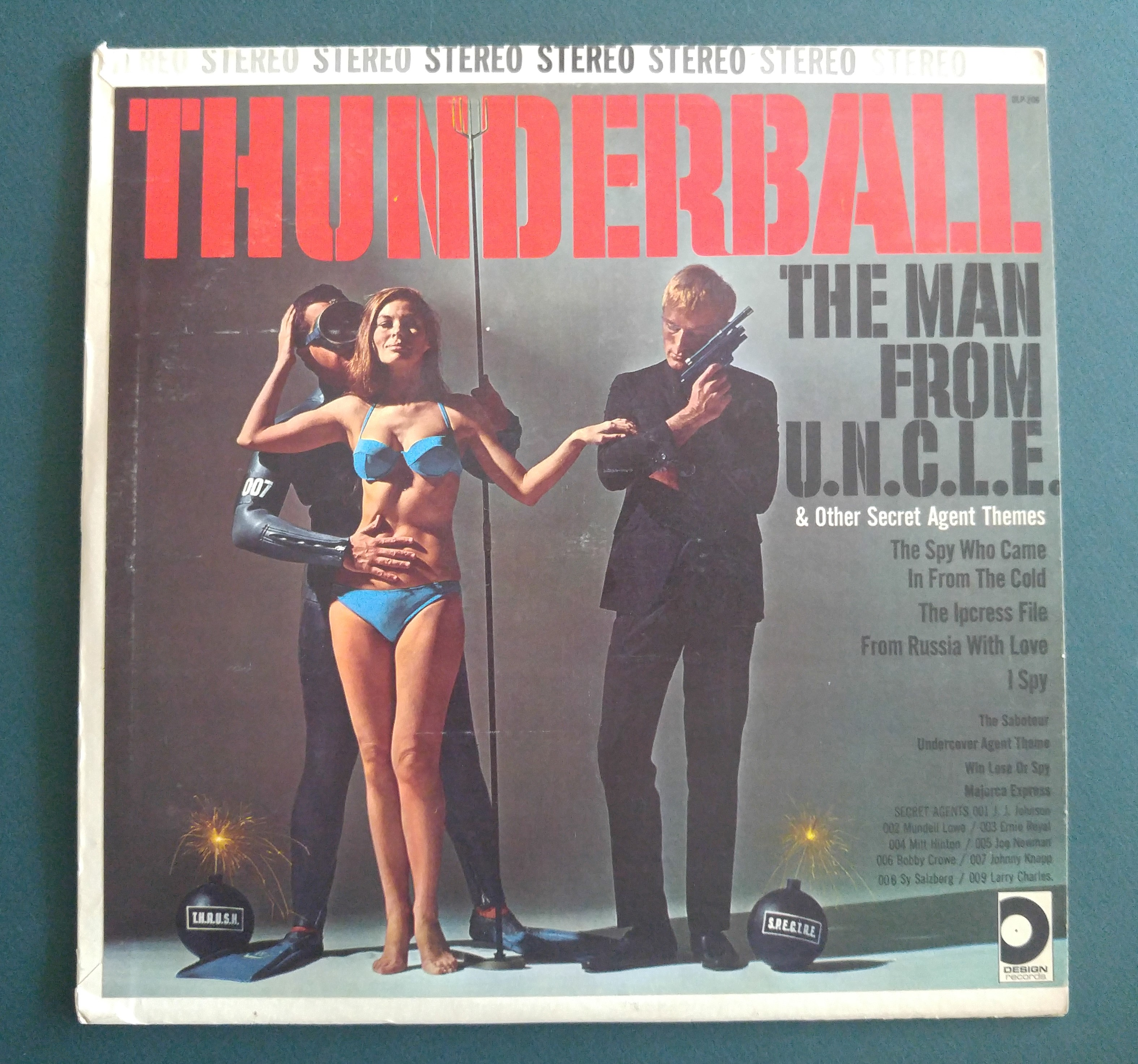 thunderball uncle