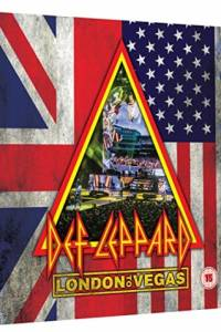 Def Leppard: London to Vegas