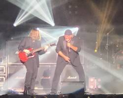 Black Jacket Symphony Performs AC/DC's Back In Black