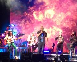 Earth, Wind and Fire - Knoxville 2017
