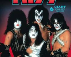 KISS Poster Book #2