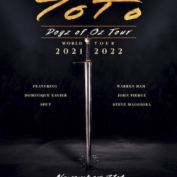 TOTO Global Live Stream - One Night Only - 11/21/2020