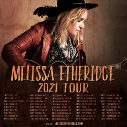 Melissa Etheridge 2021 Tour
