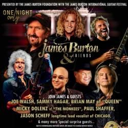 James Burton & Friends 2019