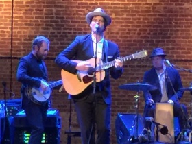 Steep Canyon Rangers - Knoxville January 2016