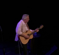 Tommy Emmanuel and Joe Robinson Knoxville 2016